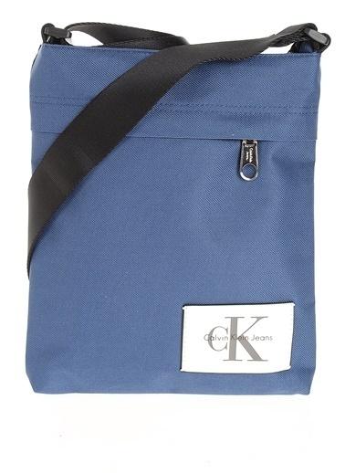 Calvin Klein Messenger / Askılı Çanta Mavi